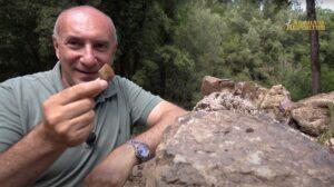 Reportage sullo scavo delle Caldanelle